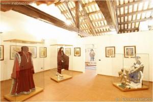 Vasto (Ch), Palazzo D'Avalos, Museo del Costume