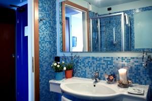 bagno matrimoniale palace